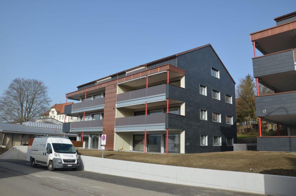 Dachwohnung kaufen Sulgen